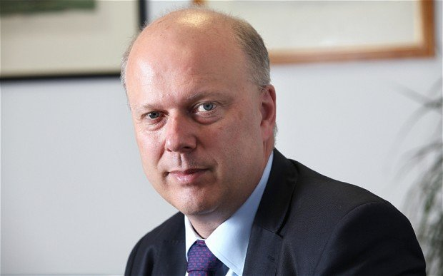 Chris Grayling MP Response