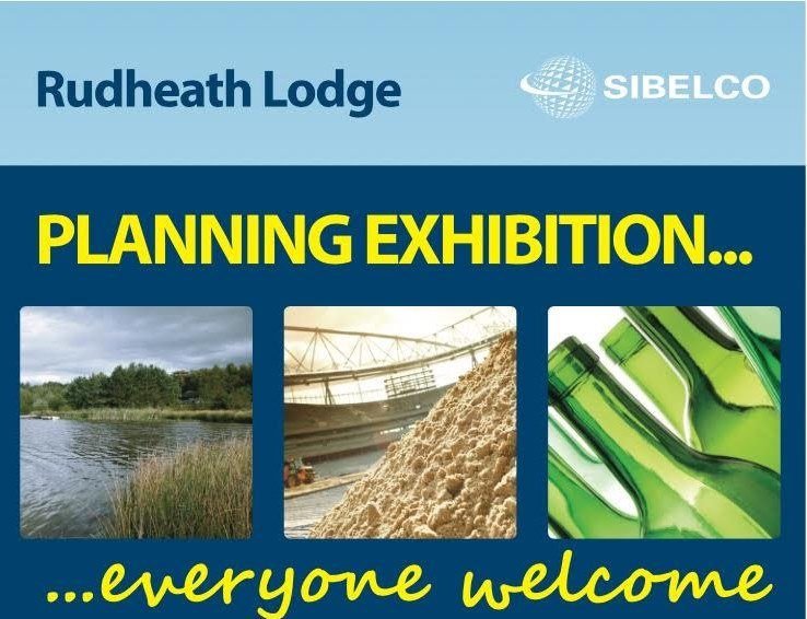 Sibelco Planning Application Open Day