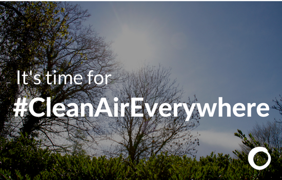 Tell the Prime Minister it's time for clean air everywhere