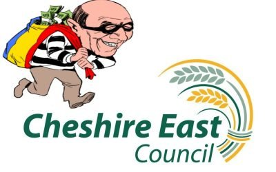 Cheshire East and Cranage Parish Council set new level for household rates to be paid from next April